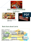 education system in latvia