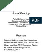 Jurnal Reading Panum
