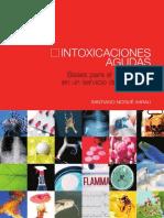 Intoxicaciones Agudas Protocolos 2010
