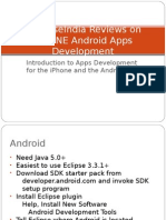 SynapseIndia Reviews on iPhone Android Apps Development