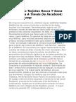 Engañando Tarjetas Rasca Y Gana de Compra a Través de Facebook Muchos Mump