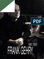 Revista El Croquis - Frank Gehry (1987 - 2003)
