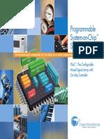 Psoc Solutions Brochure