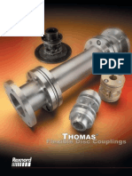Thomas Flexible Disc Coupling