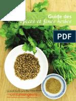 Guide Des Epices Et Fines Herbes