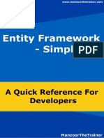 Entity Framework Simplified