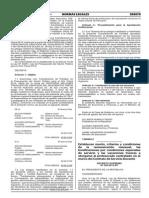 Establecen monto, criterios y condiciones de renumeracion mensual contratados-DS N° 226-2015-EF