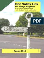 Loddon Valley Link 201508 - August 2015