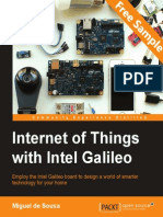 Internet of Things with Intel Galileo - Sample Chapter