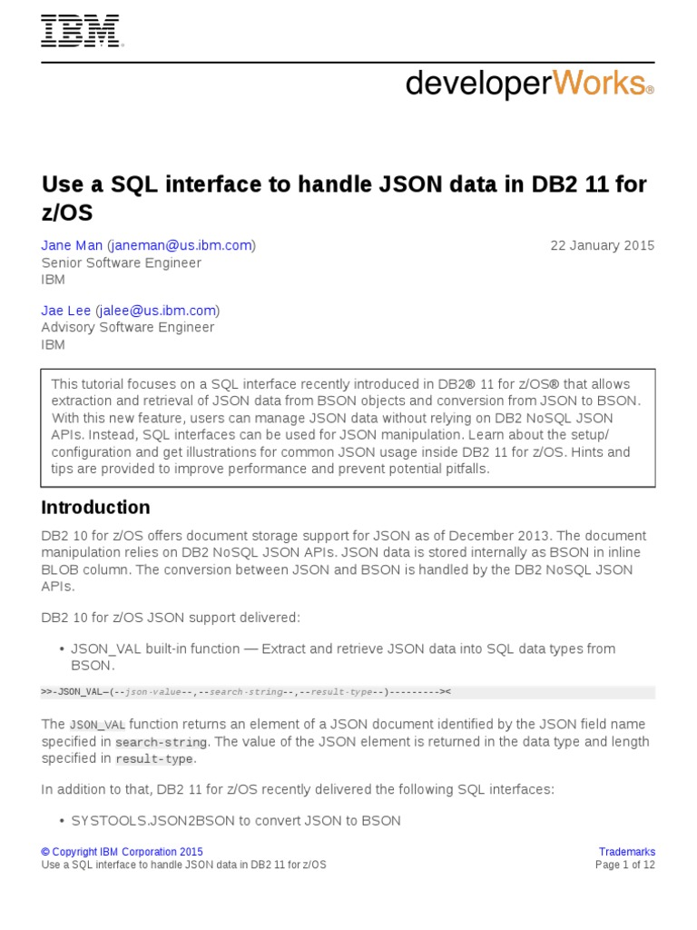 String functions db2 sql