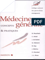 Medecine Generale -Concept Et Pratique