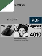 MANUAL-ESPAÑOL Gigaset4010classic Ug Es