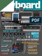 Keyboard April 2014