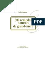 500 remèdes naturels de grand-mère.pdf