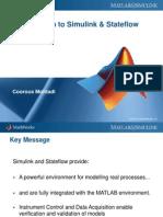 Matlab Stateflow Intro