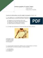 Evaluacion Historia