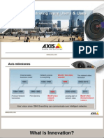 3A 4 AXIS  IP Video