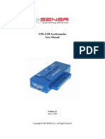 R001-358-V1.2 Sensr GP2-X User Manual