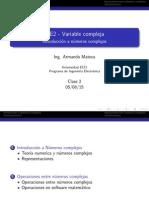 ME2 02 - Introducción a Números Complejos