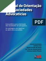 Manual de Orientação Para Sociedades Advocatícias