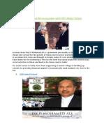 P Mohamed Ali encounter with APJ Abdul Kalam