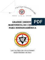 Curso 100 Lições de Ocultismo Introdução