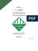 Blue Print Gamais 2007-2013
