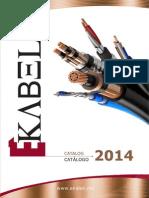 Catálogo Ekabel 2014