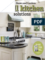 Small Kitchen Solutions Better Homes and Gardens