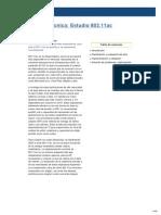 Documentación Técnica Estudio 802 11ac-133753-Es