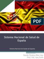Saude Na Espanha