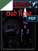CX Sub Rosa