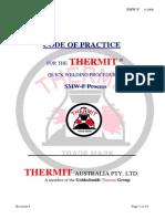 Code of Practice SMW F