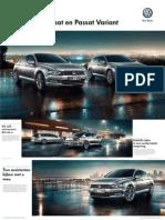 Volkswagen Passat Brochure