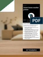 2015 April Whitepaper2 Smart Home Market Primer