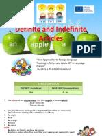 definite and indefinite articles1
