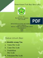 Anamnesis Pada Bayi Baru Lahir_Eka Maranatha Tambunan