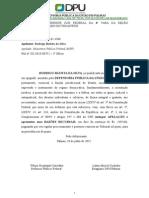 APELAÇÃO CONTRA ART. 180 E 304 DO CPB