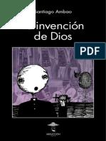 La Invencion de Dios - Santiago Ambao