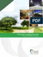 Catalogo Iluminación Baja