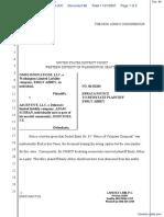 Omni Innovations LLC v. Ascentive LLC et al - Document No. 88