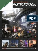 3Dtotal.com Ltd. - Painting Futuristic Cities (2011)