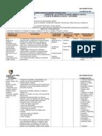 Modelo Planificación 3 Tecnología 5