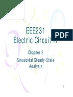 Chap 2_Sinusoidal Steady State Analysis