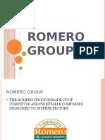 Romero Group Expo- CLASE DE INGLES
