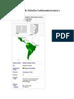Comunidad de Estados Latinoamericanos y Caribeños.docx