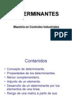 02 Determinantes
