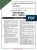 Mpms2012 Analista Psicologia Tipo 01 0