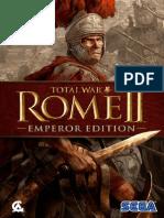 Manual Rome 2