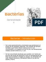 Bacterias - Generalidades